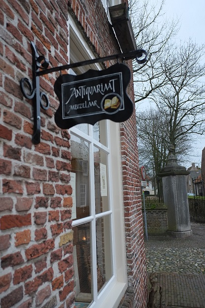 Shop in Heusden